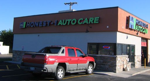 Honest-1 Auto Care Anoka - Open