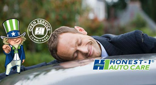 Honest-1 Auto Care Anoka - Open Service Commitment